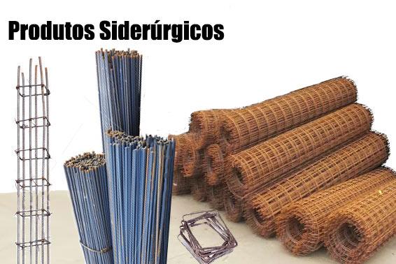 Produtos siderúrgicos