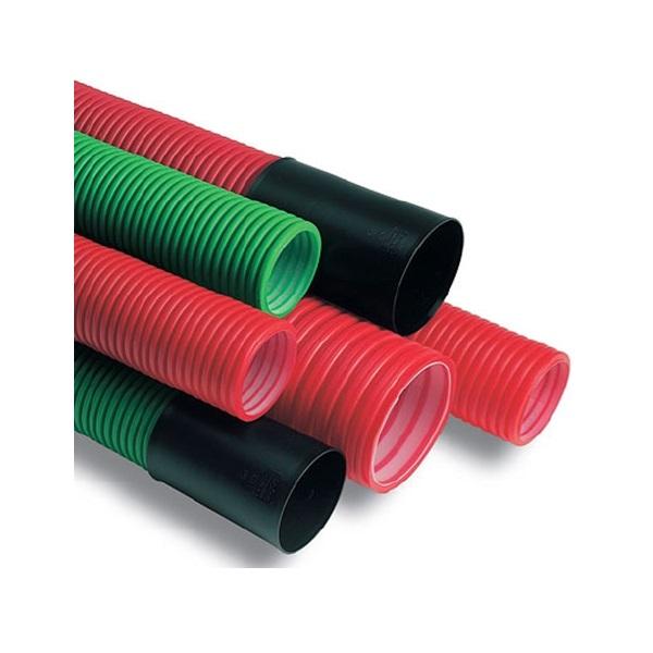tubo corrugado vara